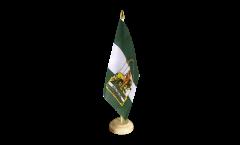 Bandiera da tavolo Spagna Andalusia