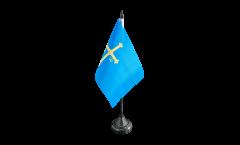 Bandiera da tavolo Spagna Asturia