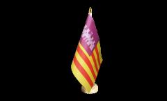Bandiera da tavolo Spagna Baleari