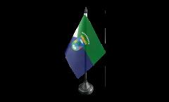 Bandiera da tavolo Spagna El Hierro