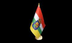 Bandiera da tavolo Spagna La Rioja