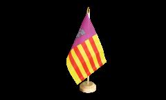 Bandiera da tavolo Spagna Maiorca
