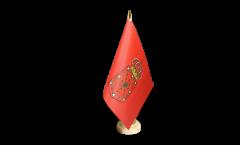 Bandiera da tavolo Spagna Navarra