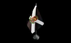 Bandiera da tavolo Spagna Tenerife