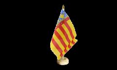 Bandiera da tavolo Spagna Comunità Valenciana
