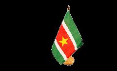 Bandiera da tavolo Suriname