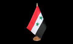 Bandiera da tavolo Siria