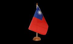 Bandiera da tavolo Taiwan