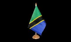 Bandiera da tavolo Tanzania