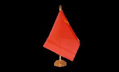 Bandiera da tavolo URSS Unione sovietica