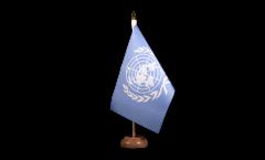 Bandiera da tavolo UNO