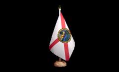 Bandiera da tavolo USA Florida