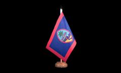 Bandiera da tavolo USA Guam