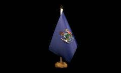 Bandiera da tavolo USA Maine