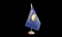 Bandiera da tavolo USA Montana