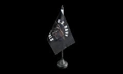 Bandiera da tavolo USA Navy Seals
