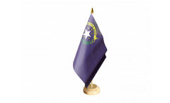 Bandiera da tavolo USA Nevada