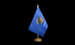 Bandiera da tavolo USA Oklahoma