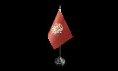 Bandiera da tavolo Venezuela Caracas