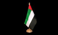 Bandiera da tavolo Emirati Arabi