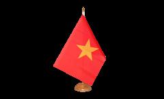 Bandiera da tavolo Vietnam