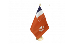 Bandiera da tavolo Wallis e Futuna