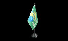 Bandiera da tavolo Calcio 2014 Copa do Mundo Brasile