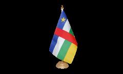 Bandiera da tavolo Repubblica Centrafrica