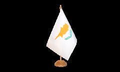 Bandiera da tavolo Cipro