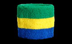 Fascia di sudore Gabon - 7 x 8 cm