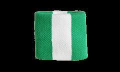 Fascia di sudore Nigeria - 7 x 8 cm