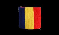Fascia di sudore Ciad - 7 x 8 cm