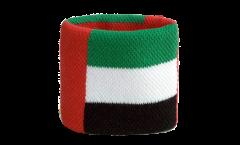 Fascia di sudore Emirati Arabi - 7 x 8 cm