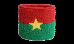 Fascia di sudore Burkina Faso - 7 x 8 cm