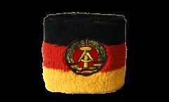 Fascia di sudore Germania dell'Est - 7 x 8 cm