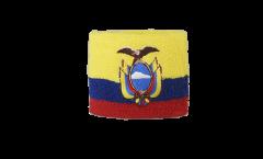 Fascia di sudore Ecuador - 7 x 8 cm
