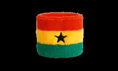Fascia di sudore Ghana - 7 x 8 cm