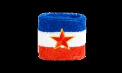 Fascia di sudore Yugoslavia vecchia - 7 x 8 cm
