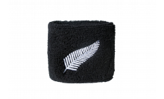 Fascia di sudore Nuova Zelanda Piume All Blacks - 7 x 8 cm