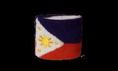 Fascia di sudore Filippine - 7 x 8 cm