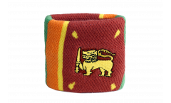 Fascia di sudore Sri Lanka - 7 x 8 cm