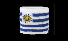 Fascia di sudore Uruguay - 7 x 8 cm
