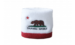 Fascia di sudore USA California - 7 x 8 cm